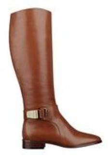 Hailene Leather Riding Boots