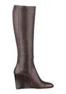 Heartset Wedge Boots