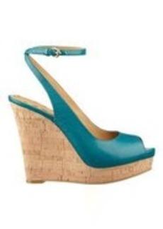 Lienna Peep Toe Wedge Sandals