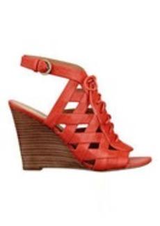 Maximilian Peep Toe Wedge Sandals