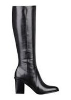 Nathanlie Leather Tall Boots