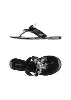 NINE WEST - Flip flops & clog sandals