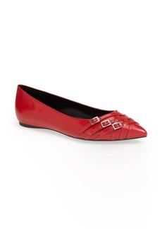 Nine West 'Anabelle' Pointy Toe Flat (Women)