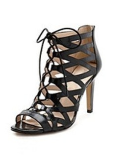 "Nine West® ""Authority"" Lace-up Dress Heels - Black"