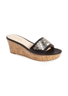 Nine West 'Casandre' Slide Sandal (Women)