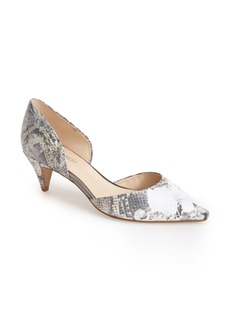 Nine West 'Chaching' d'Orsay Pump (Women)