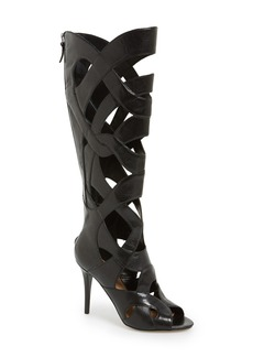 Nine West 'Dewy' Caged Boot (Women)