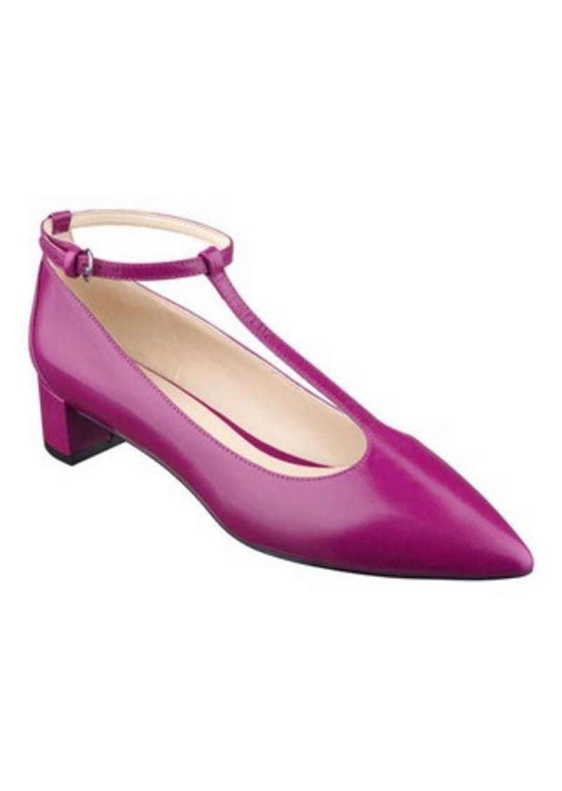 nine west nine west elicia t strap pumps shoes shop it to me. Black Bedroom Furniture Sets. Home Design Ideas
