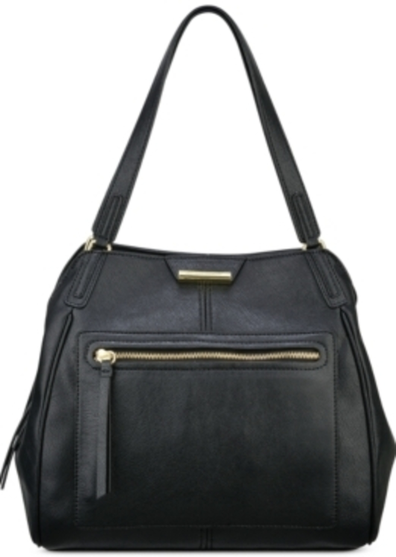 nine west nine west just zip it large shoulder bag