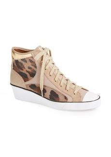 Nine West 'Promptu' Wedge Sneaker (Women)