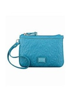"""Nine West® """"Quilted Chain"""" Mini Wristlet"""