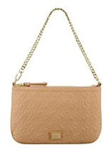 """Nine West® """"Quilted Chain"""" Small Clutch"""