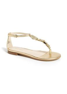 Nine West 'Zacharia' Thong Sandal