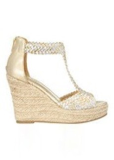 Obsess T-Strap Wedges