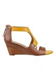 Rooster Wedge Sandals