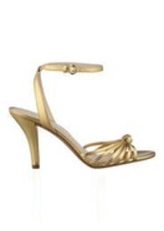 Saynt Open Toe Ankle Strap Sandals