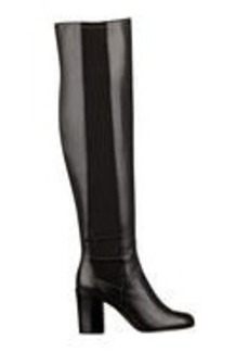 Shoshone Black Over-the-Knee Boots