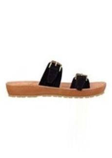 Ticktock Dual Strap Sandals