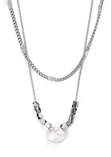 Nordstrom 2-Row Pendant Necklace