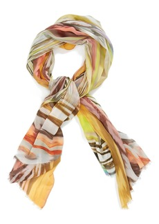 Nordstrom 'Animal Rainbow' Scarf