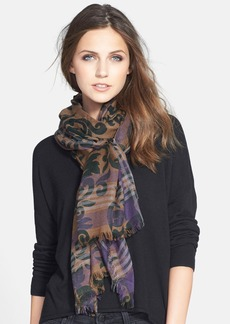Nordstrom 'Aristocrat' Wool Blend Wrap