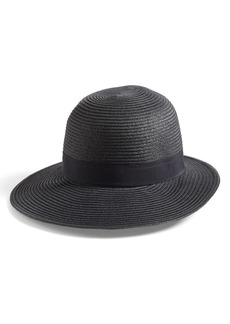 Nordstrom Asymmetrical Brim Floppy Hat