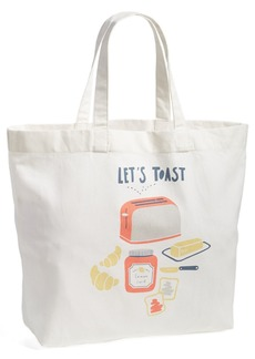 Nordstrom at Home 'Pick Me Up - Let's Toast' Tote