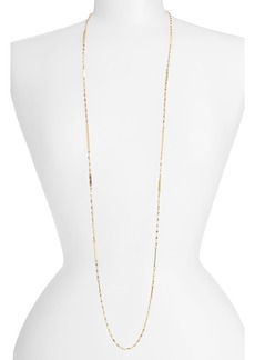 Nordstrom Bar Station Necklace