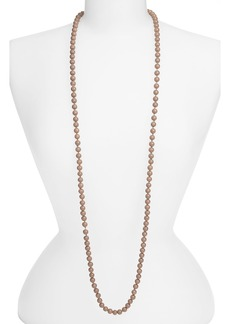 Nordstrom Beaded Rope Necklace