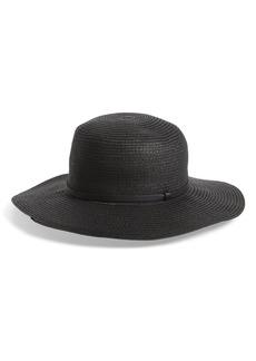 Nordstrom Braided Straw Floppy Hat