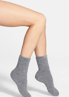 Nordstrom 'Butter' Nonskid Crew Socks