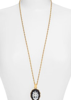 Nordstrom Cameo Pendant Necklace