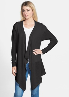 Nordstrom Cascade Waterfall Cashmere Cardigan