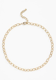 Nordstrom Chain Link Collar Necklace