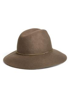 Nordstrom Chain Trim Panama Hat