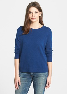 Nordstrom Collection Cashmere Crewneck Sweater