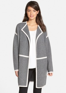 Nordstrom Collection Cashmere Double Knit Car Coat