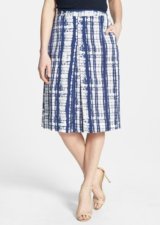 Nordstrom Collection 'Darlington' Silk Skirt