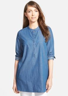 Nordstrom Collection Denim Tunic Shirt