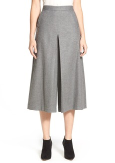 Nordstrom Collection Flannel Culottes