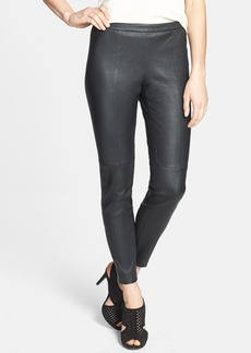 Nordstrom Collection Leather Leggings