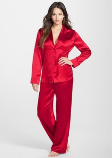 Nordstrom Collection 'Luxe' Silk Pajamas