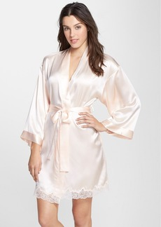 Nordstrom Collection 'Luxe' Silk Robe