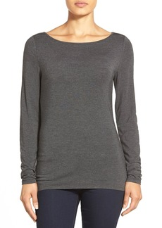 Nordstrom Collection Modal Blend Jersey Top