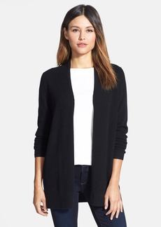 Nordstrom Collection Open Front Cashmere Cardigan
