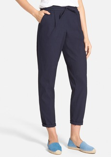 Nordstrom Collection 'Orlando' Stretch Woven Slim Pants