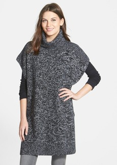 Nordstrom Collection Turtleneck Cashmere Pullover