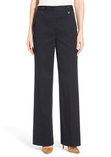 Nordstrom Collection Twill Maritime Pants
