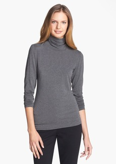 Nordstrom Collection 'Ultimate' Stretch Modal Turtleneck Top