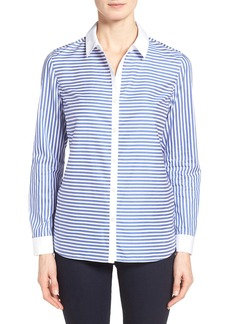 Nordstrom Collection 'Valencia Stripe' Shirt